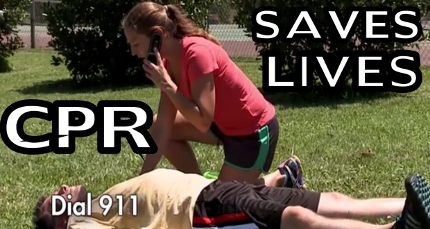 CPR: Compression Only CPR – How To Do CPR to Save Lives!